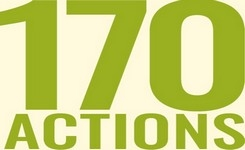 170 Actions to Combat Climate Change with the SDG's - Gender