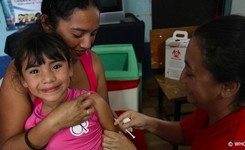 1 in 10 children miss out on lifesaving vaccines: new data from WHO and UNICEF