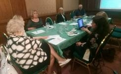 First Working Meeting on preparation of Rules of Procedure for Basic Court Judges in cases of domestic violence