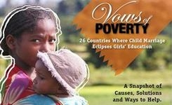 26 Countries Where Child Marriage Eclipses Girls' Education – Report: Vows of Poverty