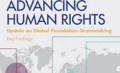 Advancing Human Rights, Update on Global Foundation Grantmaking,