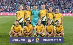 Australia's Women's Team Earns Soccer's First Equal Pay Deal in the World