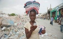 Cellphones for Women in Developing Nations Aid Ascent from Poverty