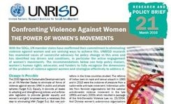 Confronting Violence Against Women - The Power of Women's Movements
