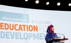 Cut 8 Days of Military Spending to Pay for Universal Education: Malala - Education for Girls