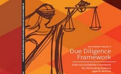 Due Diligence Principle-Framework - Important Continuing Reference on State/Country Accountability for Violence Against Women Perpetrated by State AND Non-State Actors
