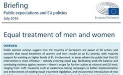 EU - Equal Treatment of Men & Women - Policy Analysis & Legal Framework