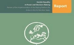 EU - Gender Equality in EU Power & Decision-Making: Report - Men Control the Money in the EU