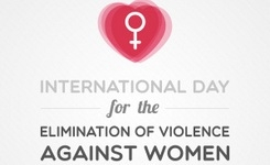 EU - International Day for Elimination of Violence against Women