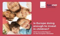 EU - Is Europe Doing Enough to Invest in Children? - Eurochild Report - Girls in Europe