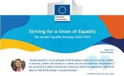 EU - Striving for a Gender Equal Europe