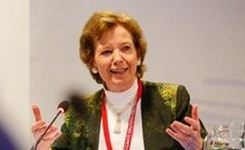 Empowerment of Women Will Be Central to Realising Sustainable Global Development - Mary Robinson