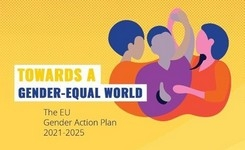 European Commission Gender Action Plan 2021-2025