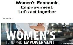 European Union - Women's Economic Empowerment