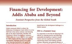 Financing for Development - Feminist Perspective from the Global South - Addis Ababa & Beyond