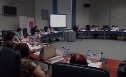 """Forum for judges """"Court procedures for protection from domestic violence – opportunities for advancement"""""""