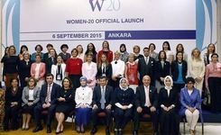 G20 Launches W20 Group with 20 Women Leaders for Gender-Inclusive Economic Growth