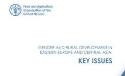Gender & Rural Development in Eastern Europe & Central Asia: Key Issues