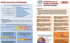 Global Survey on Gender & Media - Preliminary Findings - UNESCO-GAMAG