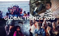 Global Trends – Forced Displacement in 2015 - Gender