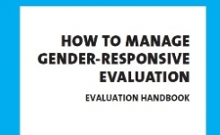UN Women Evaluation Handbook: How to Manage Gender-Responsive Evaluation