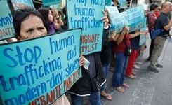 Human trafficking: a multi-billion dollar global business