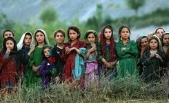 International Day of the Girl Child 2017 + Afghan Girls - Little Flowers: Poem