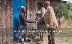 Justice Programs for Public Health