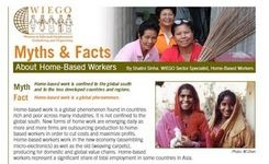 Myths & Facts About Home-Based Workers - Women