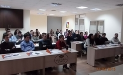 Trainings for monitors of court cases related to violence and discrimination against women