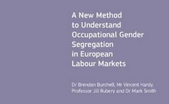 Occupational Gender Segregation in European Labour Markets - New Method to Understand