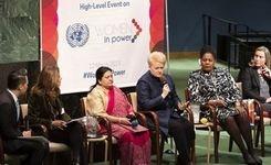 "Political Power of Women Suffering ""Serious Regression:"" UN General Assembly President Warns"
