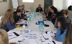ЕСЕ едуцира за подобрување на постапувањата на институциите во случаи на семејно насилство