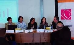 """Прес конференција и Јавна дебата на тема """"Имунизација и превентивни здравствени услуги за децата Роми во Р. Македонија"""""""
