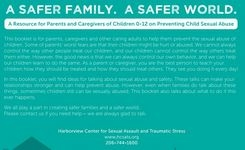 Preventing Child Sexual Abuse - A Safer Family: A Safer World