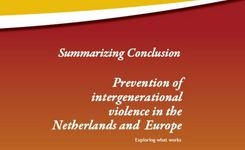 Prevention of Inter-Generational Violence in The Netherlands & Overall Europe - Conclusions Summary
