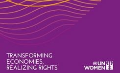 Progress of the World's Women 2015-2016: Transforming Economies, Realizing Rights