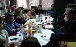 Strategic planning workshop for combining the methodologies for social accountability and legal empowerment