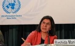 UN expert calls for a stronger laws to fight violence against women worldwide