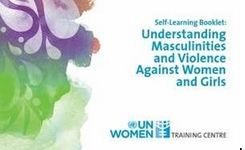 Self-Learning Booklet on Masculinities & Violence Against Women & Girls