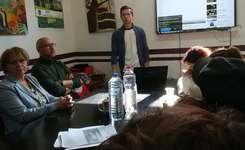 Едукативна средба со жителите на Делчево