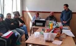 Едукативна средба со жителите од Пехчево