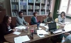 Студиска посета на граѓански организации од Романија по однос на примената на методологијата на мониторинг во заедницата со цел унапредување на пристапот до здравствените услуги за Ромите