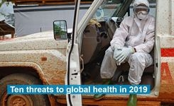 Ten threats to global health in 2019
