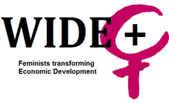 The EU's Trade Policy: From Gender Blind to Gender Sensitive - WIDE+ Intervention