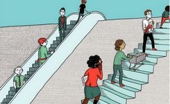 The Pursuit of Gender Equality: An Uphill Battle - Publication & Infographic