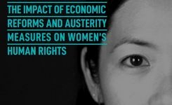 The impact of economic reforms and austerity measures on women's human rights