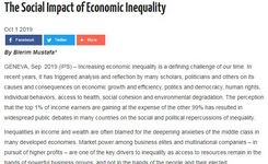 The social impact of economic inequality