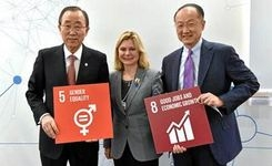 UN Announces the First-Ever High-Level Panel on Women's Economic Empowerment