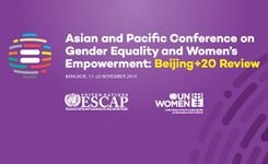 UN Asia-Pacific forum opens meeting to advance gender equality